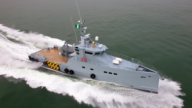 Private Maritime Security with Active Duty Personnel